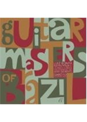 Various Artists - Guitar Masters Of Brazil (Music CD)