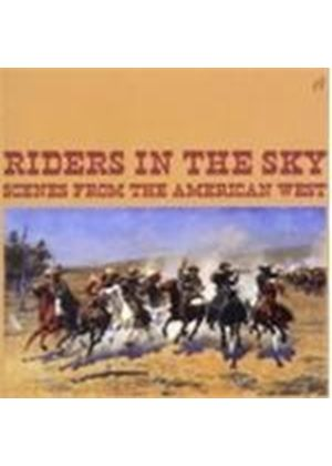 Various Artists - Riders From The Sky - Scenes From The American West (Music CD)