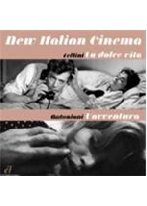 Various Artists - New Italian Cinema (Music CD)