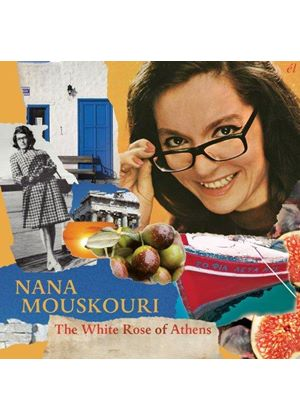 Nana Mouskouri - White Rose of Athens (Music CD)
