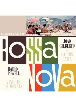 Various Artists - Festival of Bossa Nova (Music CD)