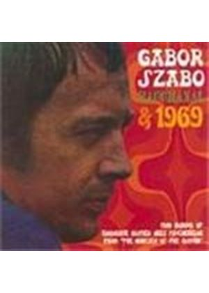 Gabor Gzabo - Bacchanal/1969 [Remastered]