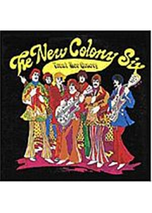 The New Colony Six - Treat Her Groovy (Music CD)