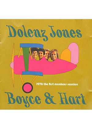 Dolenz, Jones, Boyce & Hart - Dolenz, Jones, Boyce & Hart (Music CD)