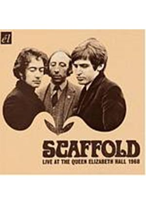The Scaffold - Live At The Queen Elizabeth Hall 1968 (Music CD)