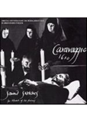 Original Soundtrack - Caravaggio 1610 (Fisher Turner) (Music CD)