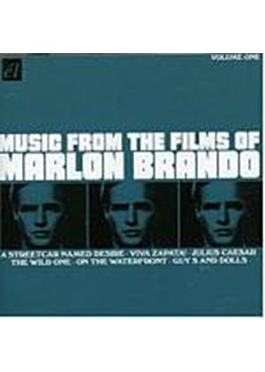 Various Artists - Music From The Films Of Marlon Brando (Music CD)