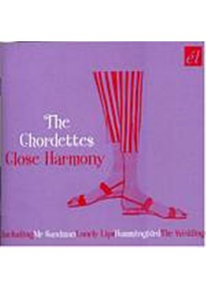 The Chordettes - Close Harmony (Music CD)