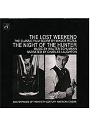 Soundtrack Compilation - The Lost Weekend/Night Of The Hunter (Music CD)