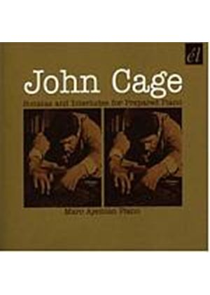 John Cage - Sonatas And Interludes For Prepared Piano (Ajemian) (Music CD)