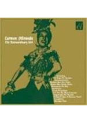 Carmen Miranda - Extraordinary Girl, The