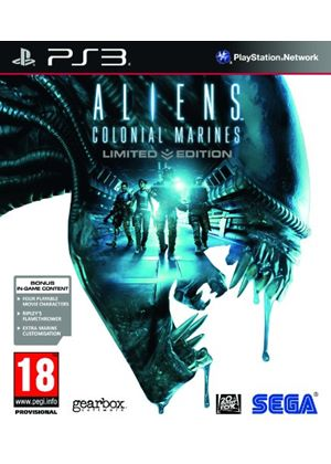 Aliens: Colonial Marines: Limited Edition (PS3)