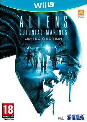 Aliens: Colonial Marines - Limited Edition (Wii U)