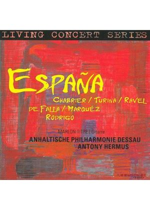España (Music CD)
