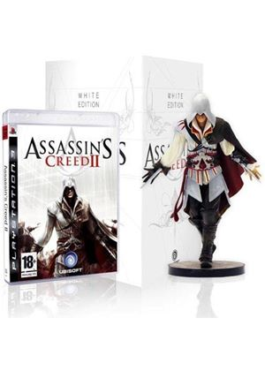 Assassin's Creed II (Limited White Edition) (PS3)