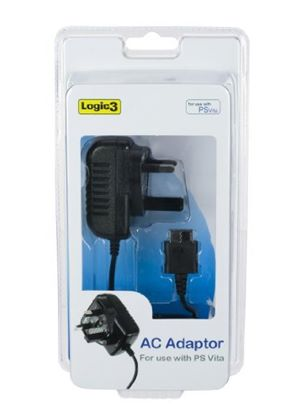 Logic3 Ac Charger (PlayStation Vita)