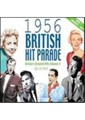 Various Artists - 1956 British Hit Parade Part 1 January - July (Music CD)
