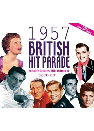 Various Artists - The 1957 British Hit Parade, Vol. 2 (Music CD)