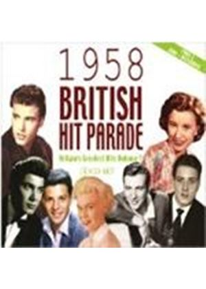 Various Artists - The 1958 British Hit Parade, Vol. 2 (Music CD)