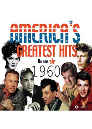 Various Artists - America's Greatest Hits (1960) (Music CD)