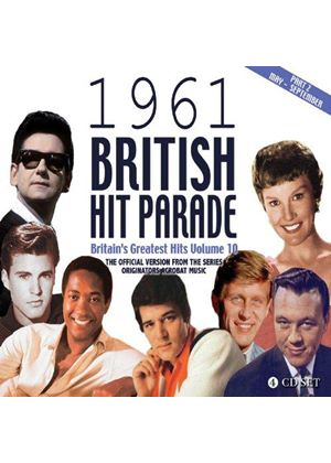 Various Artists - British Hit Parade 1961 Part 2 (Music CD)