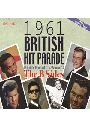 Various Artists - British Hit Parade 1961 (The B-Sides, Vol. 1) (Music CD)