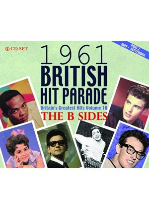 Various Artists - British Hit Parade 1961 (The B-Sides, Vol. 2) (Music CD)