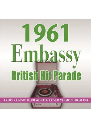 Various Artists - Embassy British Hit Parade (1961) (Music CD)