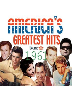 Various Artists - America's Greatest Hits, Vol. 12 (1961) (Music CD)