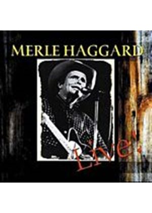 Merle Haggard - Workin Man Blues Live (Music CD)