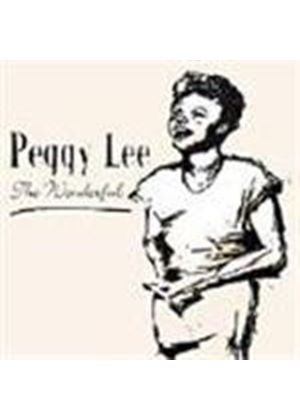 Peggy Lee - Wonderful Peggy Lee, The