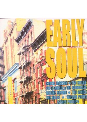 Various Artists - Early Soul