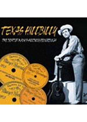 Various Artists - Texas Hillbilly (Music CD)