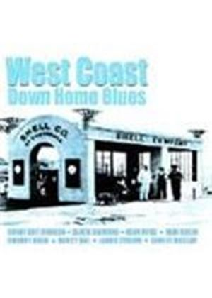 Various Artists - West Coast Down Home Blues