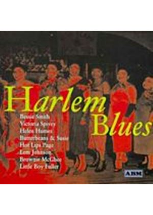Various Artists - Harlem Blues (Music CD)