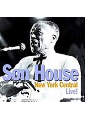 Son House - New York Central, Live (Music CD)