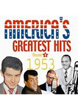 Various Artists - Americas Greatest Hits 1953 (Music CD)