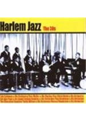 Various Artists - HARLEM JAZZ THE 30S
