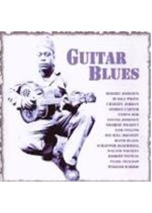 Various Artists - GUITAR BLUES
