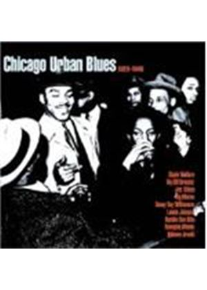 Various Artists - CHICAGO URBAN BLUES 1923-1945