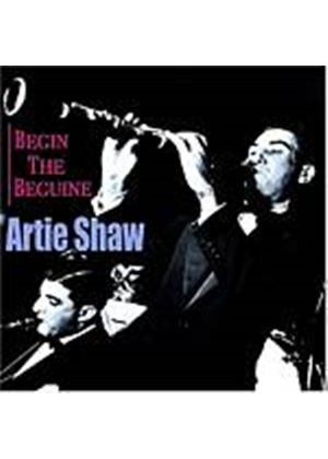 Artie Shaw - Begin To Beguine (Music CD)