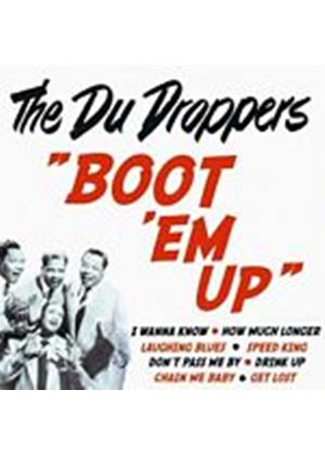 The Du-Droppers - Boot Em Up (Road To Doowop) (Music CD)