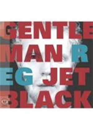 Gentleman Reg - Jet Black (Music CD)