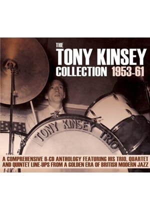 Tony Kinsey - The Tony Kinsey Collection 1953-61 (Music CD)