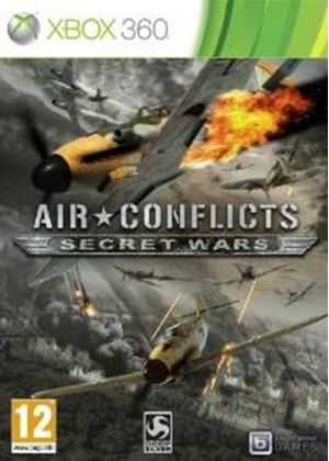 Air Conflicts - Secret Wars (XBox 360)