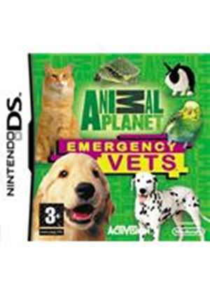 Animal Planet - Emergency Vets (Nintendo DS)