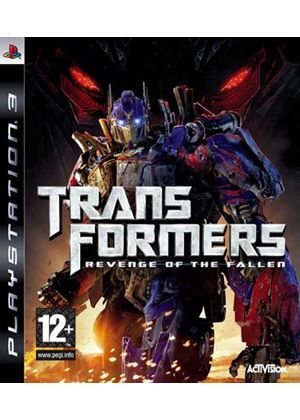 Transformers - Revenge of the Fallen (PS3)
