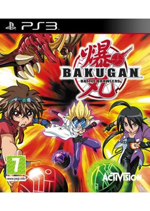 Bakugan - Battle Brawlers (PS3)