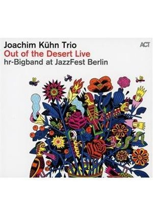 Joachim Kühn - Out of the Desert Live (Music CD)