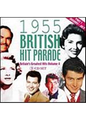 Various Artists - 1955 British Hit Parade Part 1: Jan - July (Music CD)